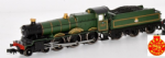 Dapol 2S-019-005 BR Grange 6437 Forthampton Lined Green Early Emblem